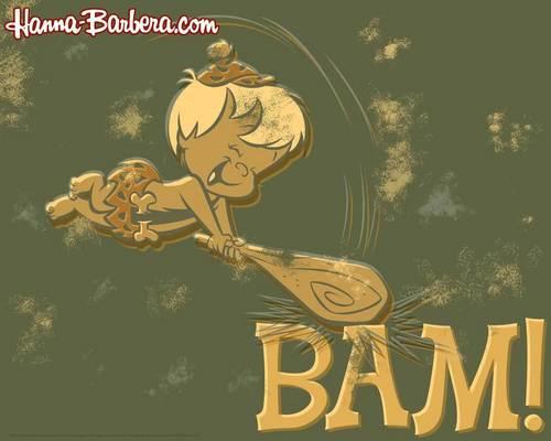 Bamm-Bamm wallpaper