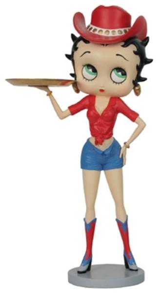 Betty Boop Figurine - betty-boop fan art