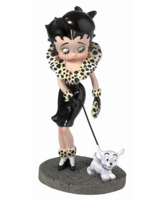Betty Boop wallpaper entitled Betty Boop Figurine