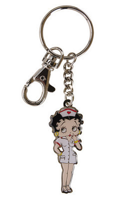 Keychains wallpaper called Betty Boop Keychain