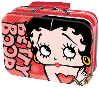 Betty Boop Mini Lunch Box