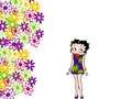 Betty Boop wallpaper