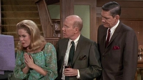 Bewitched Scene