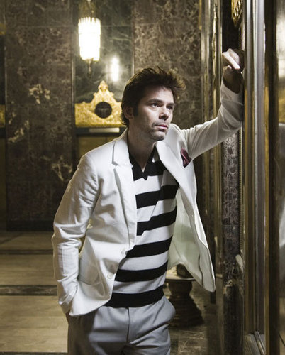 Billy Burke photoshoot