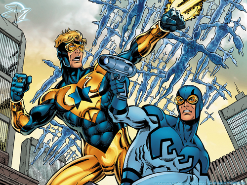 Booster & Gold