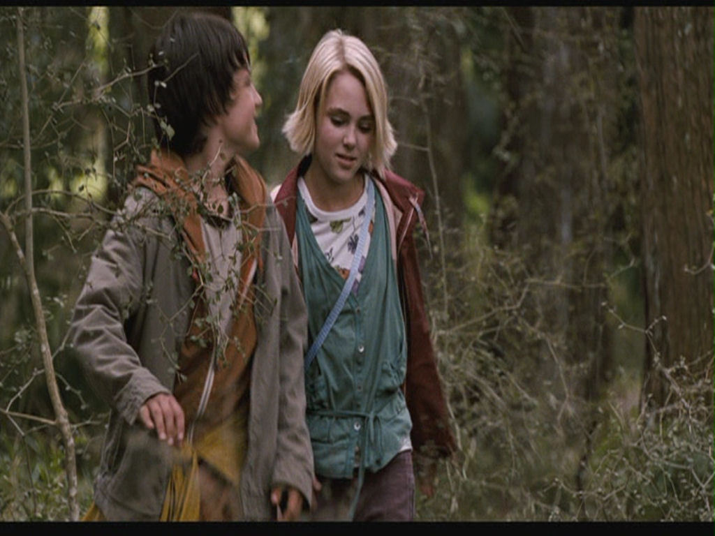 bridge to terabithia 82 quotes from bridge to terabithia: 'it's like the smarter you are, the more things can scare you.