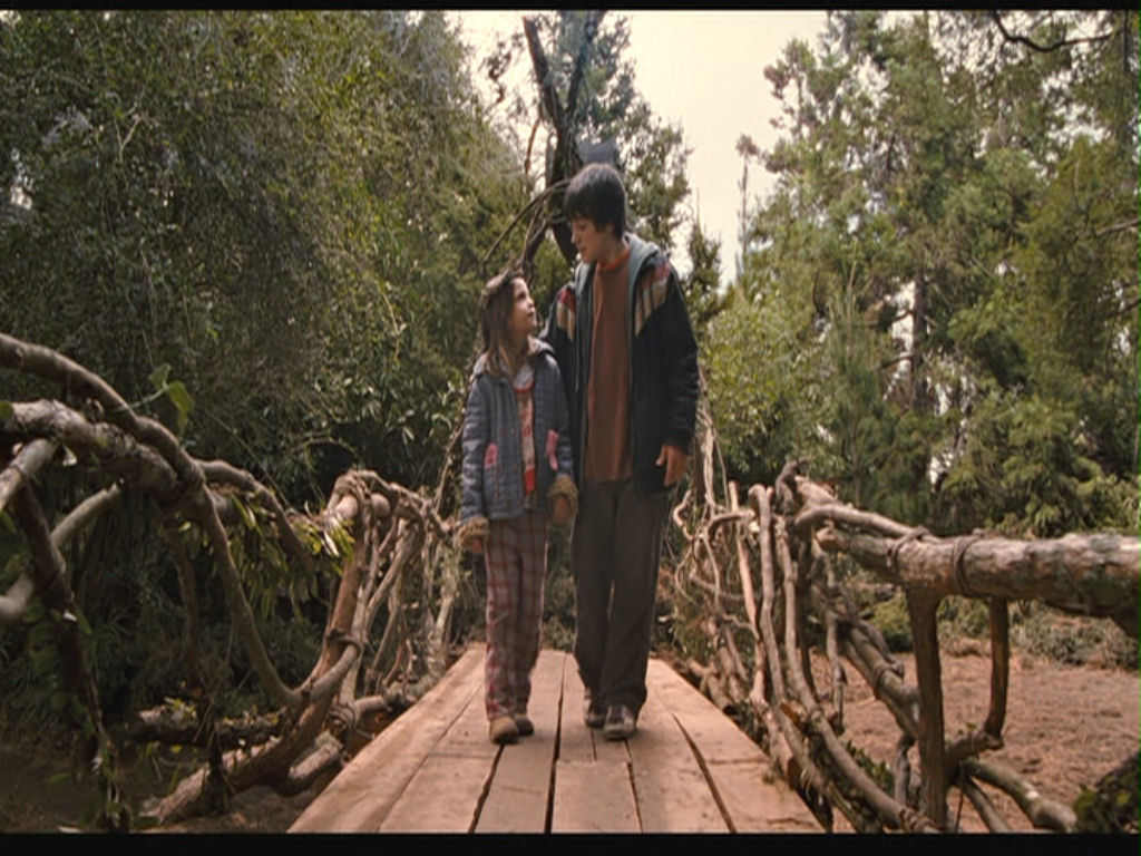 bridge to teribithia Bridge to terabithia (2007) quotes showing all 32 items leslie burke: just close your eyes, but keep your mind wide open 34 of 34 found this interesting.