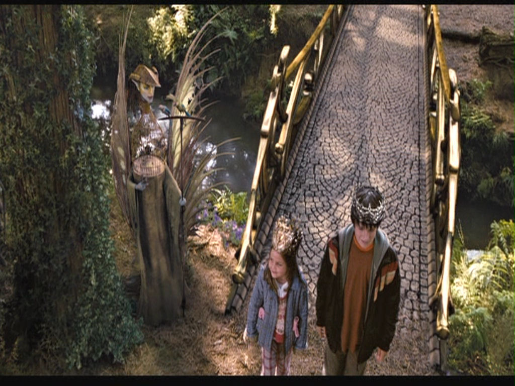 Bridge to Terabithia Bridge Bridge to Terabithia