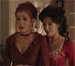 Buffy and Willow on Halloween - horror-and-sci-fi-television icon