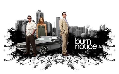 Burn Notice Wallpaper