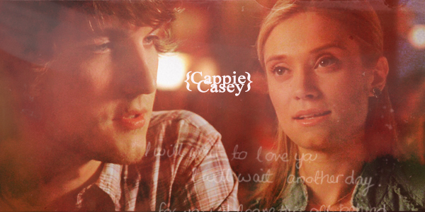 Casey and cappie casey and cappie fan art 5433212 fanpop