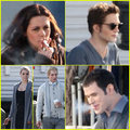 Cast smokers - twilight-series photo