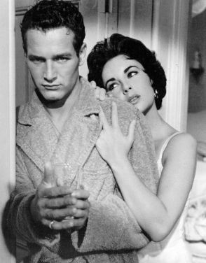 Cat on a Hot Tin Roof - paul-newman Photo
