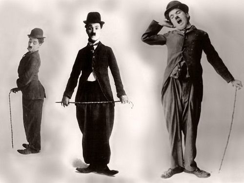 Charlie Chaplin - classic-movies Wallpaper