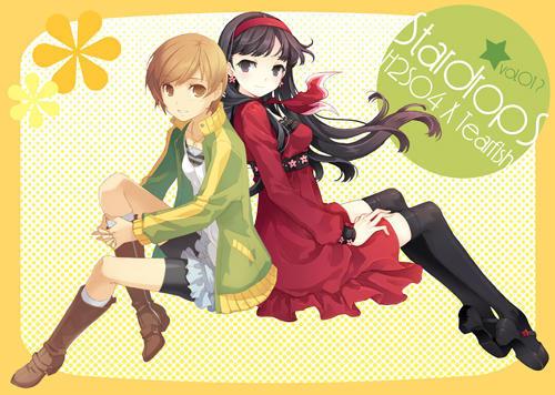Chie & Yukiko