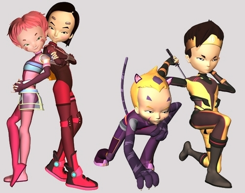 Code Lyoko fond d'écran probably with animé entitled Code Lyoko