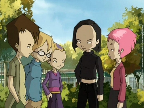 Code Lyoko fond d'écran possibly with animé titled Code Lyoko