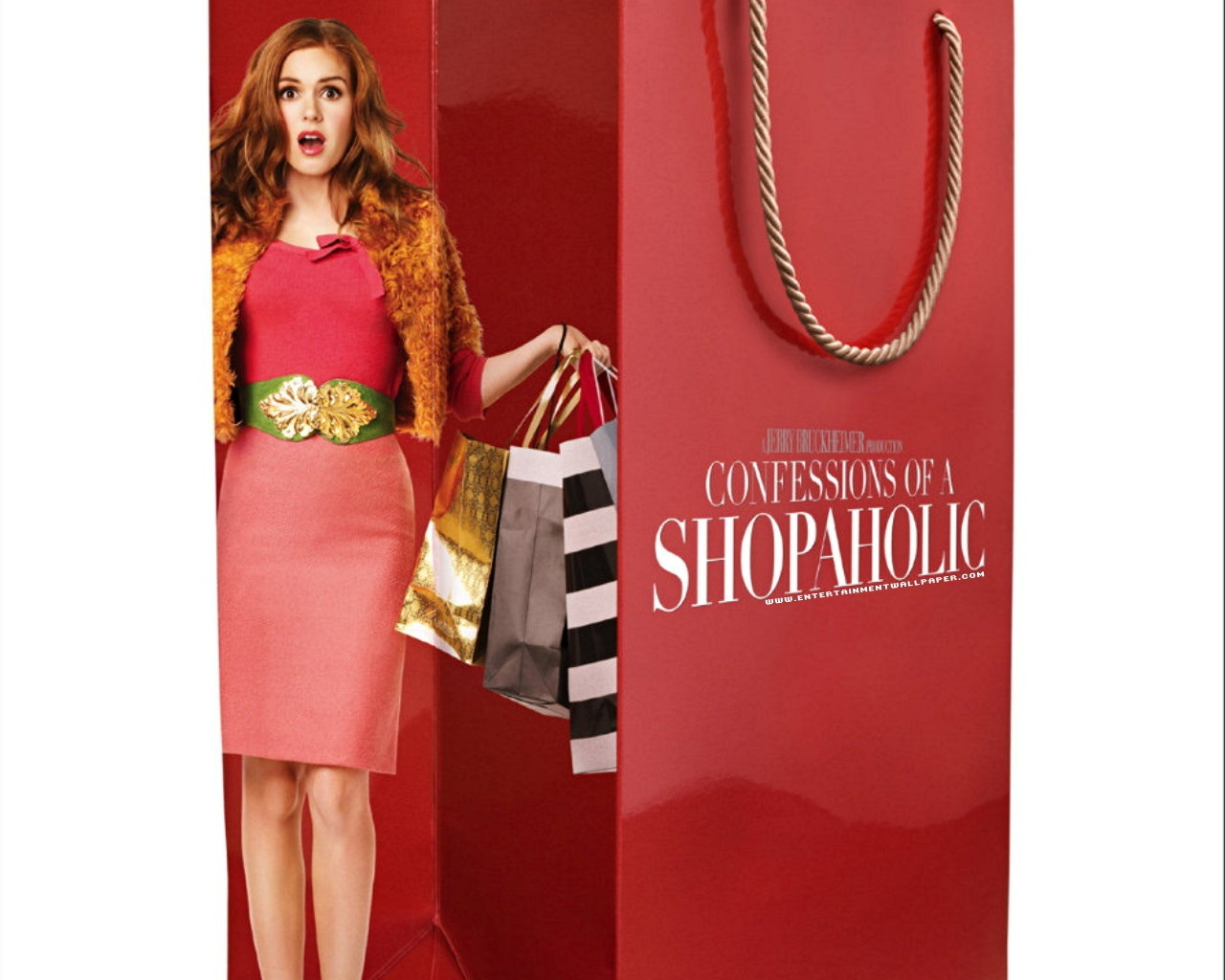 for confessions of a shopaholic Check out the theatrical trailer for the upcoming comedy, confessions of a shopaholic, due in theaters on february 13, 2009 rebecca bloomwood is a sweet and charming new york city girl who has a.