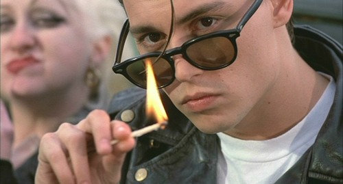 Johnny Depp wallpaper entitled Cry-Baby screencaps