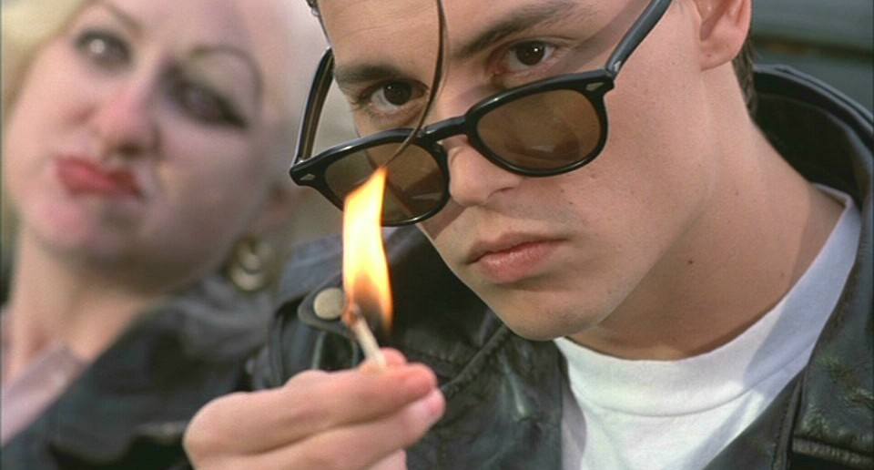 johnny depp cry baby pictures. Cry-Baby screencaps