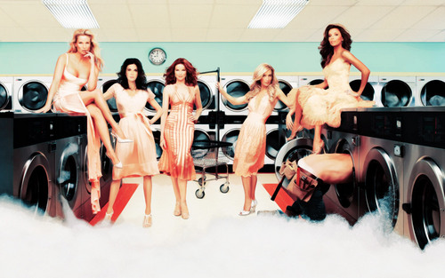 Desperate Housewives wallpaper entitled DH