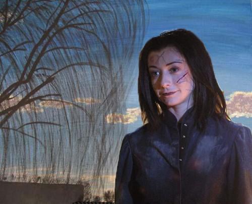 Dark Willow achtergrond