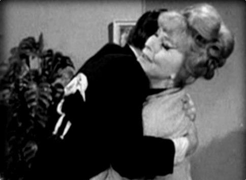 "Awww...Darrin and Endora ""Once In A Lifetime"" Cuddle, lol!"