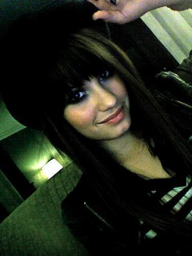 Demi's Myspace foto