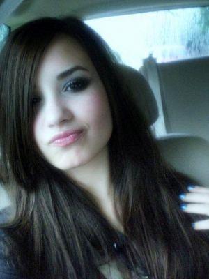 Demi's Myspace foto-foto
