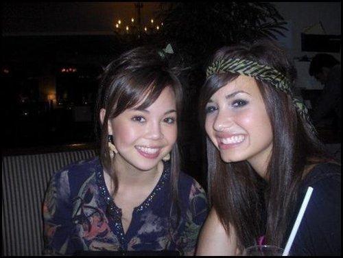 Demi's Myspace fotografias