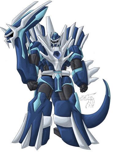 Dialga warrior