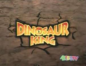 Dinosaur king logo again