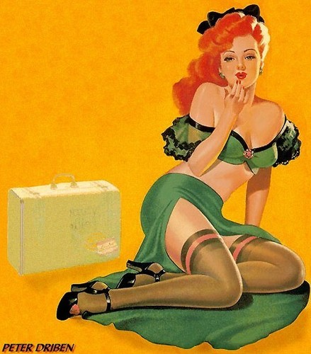 Driben Pin-Up