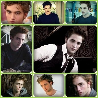 Edward Cullen collage