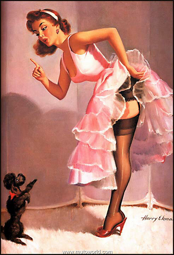 Ekman Pin-Up