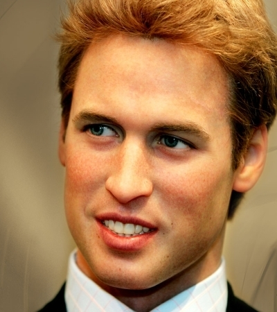 England's Prince William