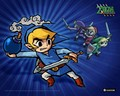 the-legend-of-zelda - Four Swords Adventures wallpaper