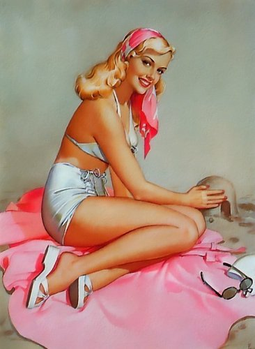 Frush Pin-Up