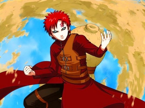 Gaara - gaara-of-suna Photo