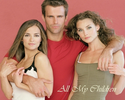 Greenlee,Ryan,Kendall - all-my-children Wallpaper