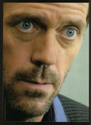 HOUSE MD Stiker Album