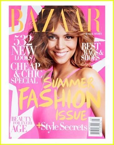 Halle- Harper's Bazaar Magazine