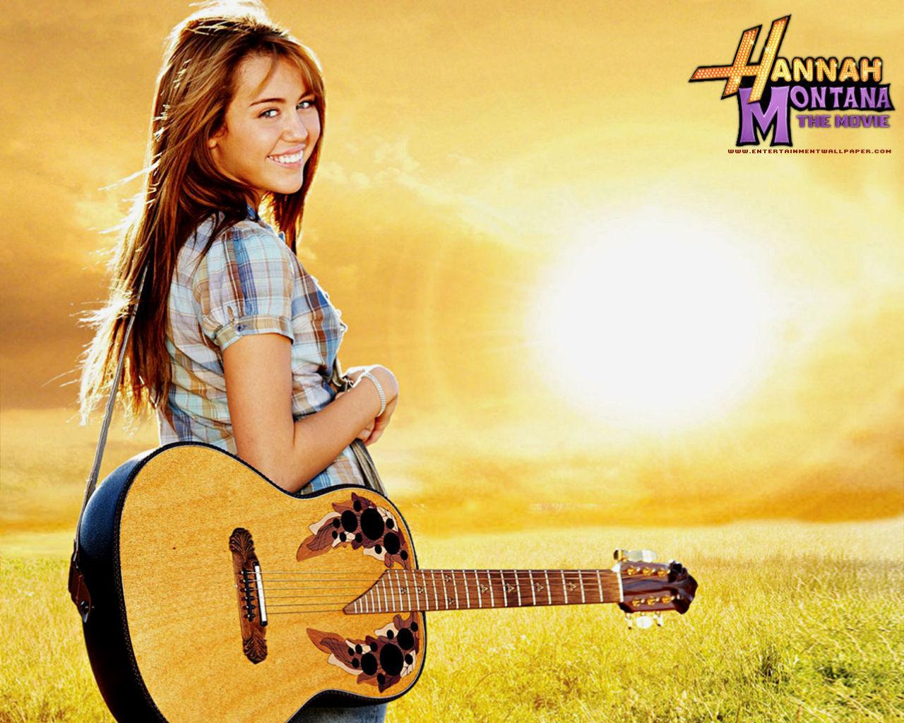 Hannah Montana- The Movie - miley-cyrus wallpaper
