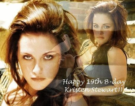 Happy Birthday Kristen!! ♥