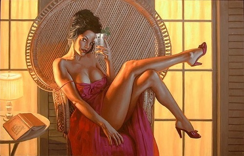 Hildebrandt Pin-Up