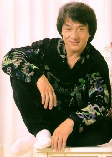 Jackie Chan wallpaper possibly with a sign entitled Jackie Chan