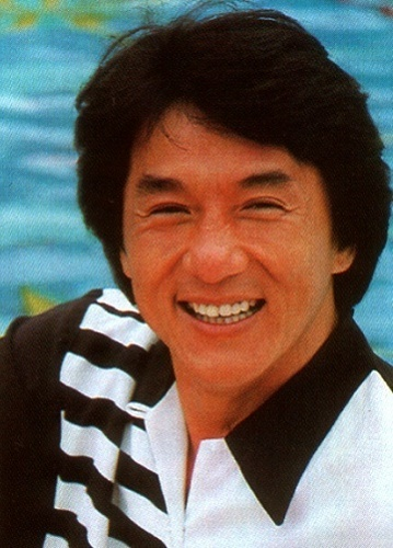 Jackie Chan wallpaper possibly containing a portrait entitled Jackie Chan