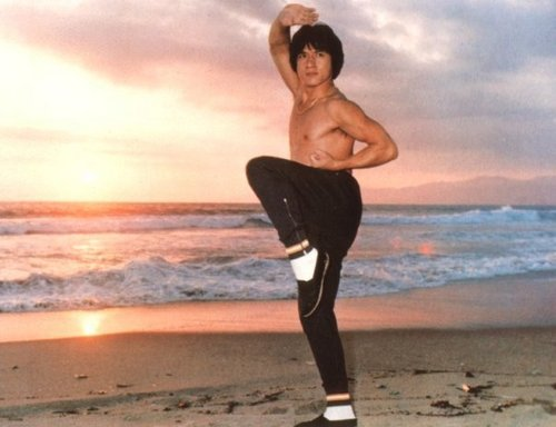 Jackie Chan wallpaper probably with swimming trunks and a hunk titled Jackie Chan