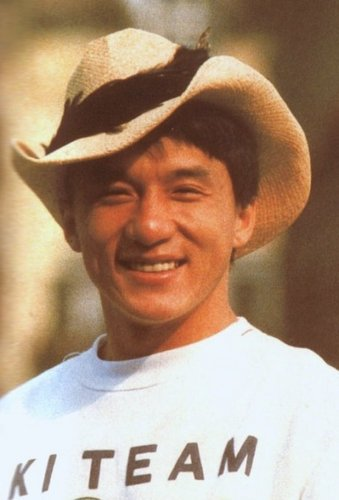 Jackie Chan wallpaper with a boater called Jackie Chan