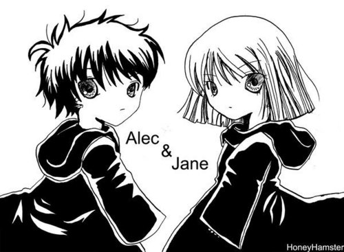 Jane and Alec